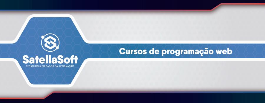 Cursos de programação web - Academy SatellaSoft